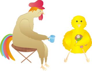 تصویر سازی کودک